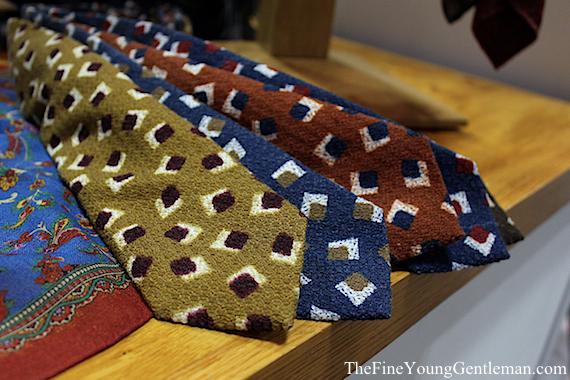 drakes ties
