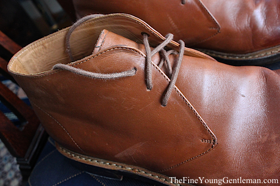 beckett simonan shoe review