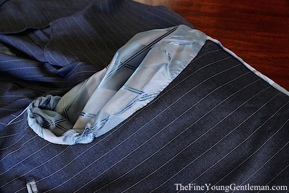 3 piece custom suit