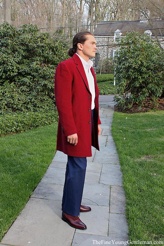 matthew aperry custom jacket review