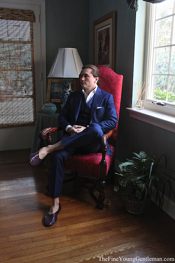point click tailor custom suit