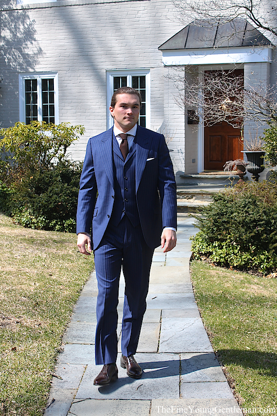 point click tailor suit