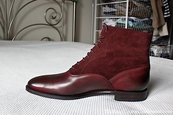 j fitzpatrick shoe review