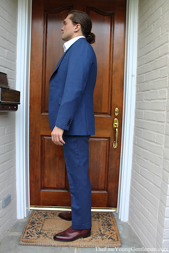 indochino custom 3 piece suit review