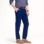 j crew blue seersucker pants