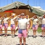 chubbies troop salute
