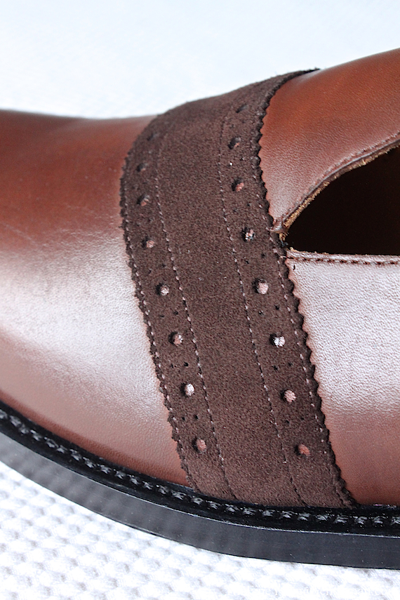 awl and sundry strap loafer