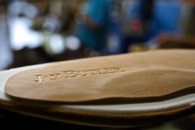 jay butler logo insole
