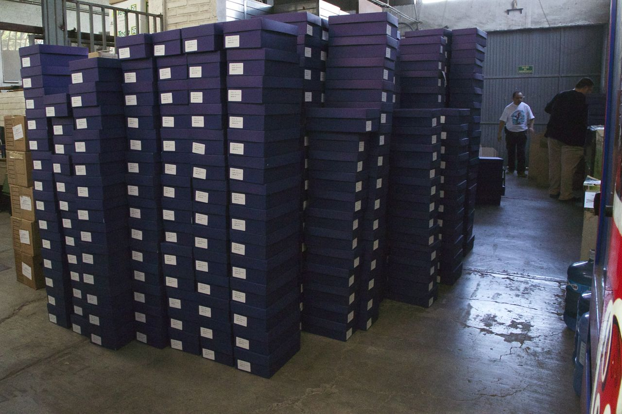 jay butler shoes in boxes to be shipped