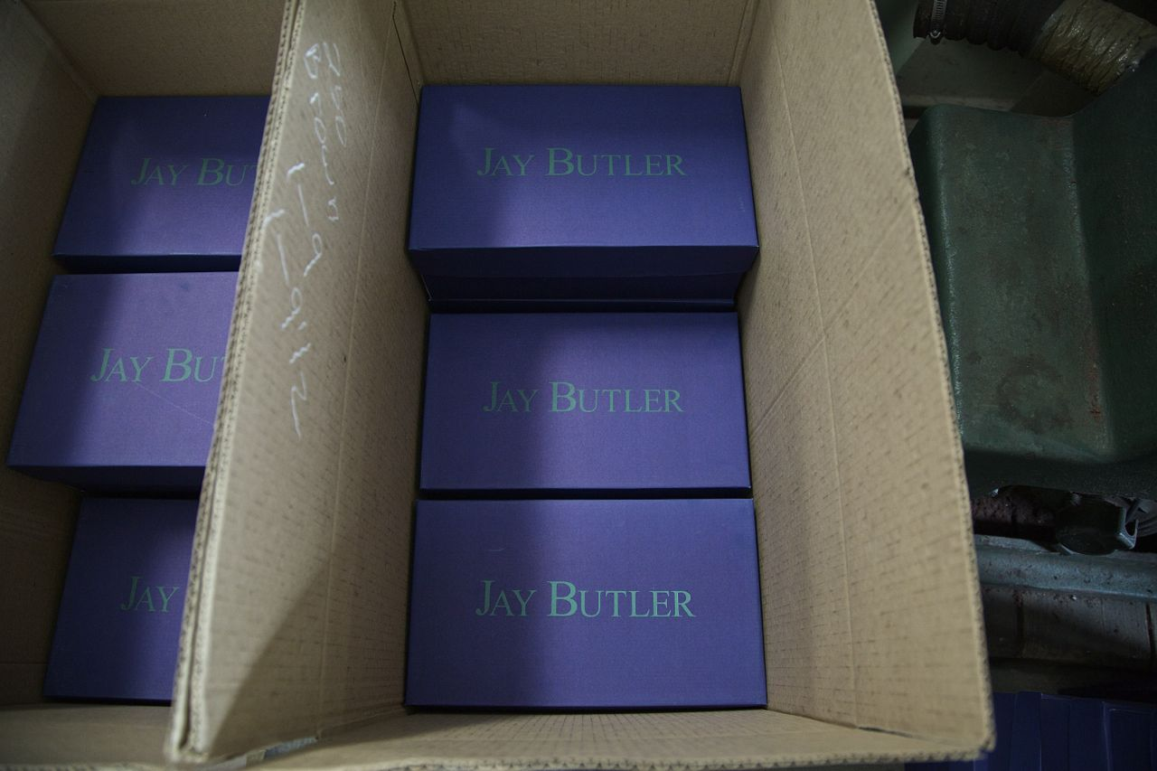 jay butler shoes to be shipped