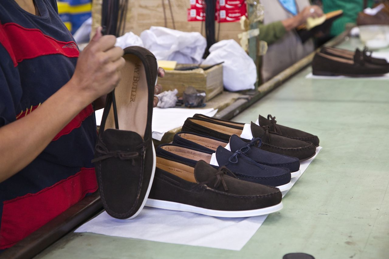 suede driving loafers quality check - jay butler