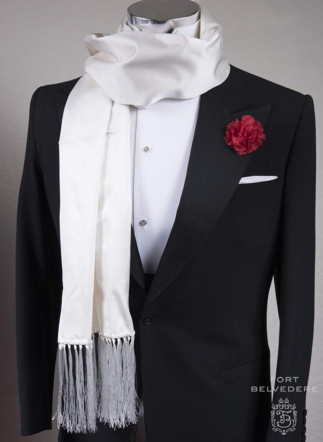fort belvedere black tie accessories