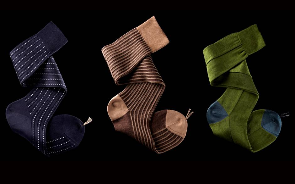 william abraham socks