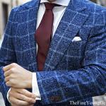 knot standard mtm tweed jacket