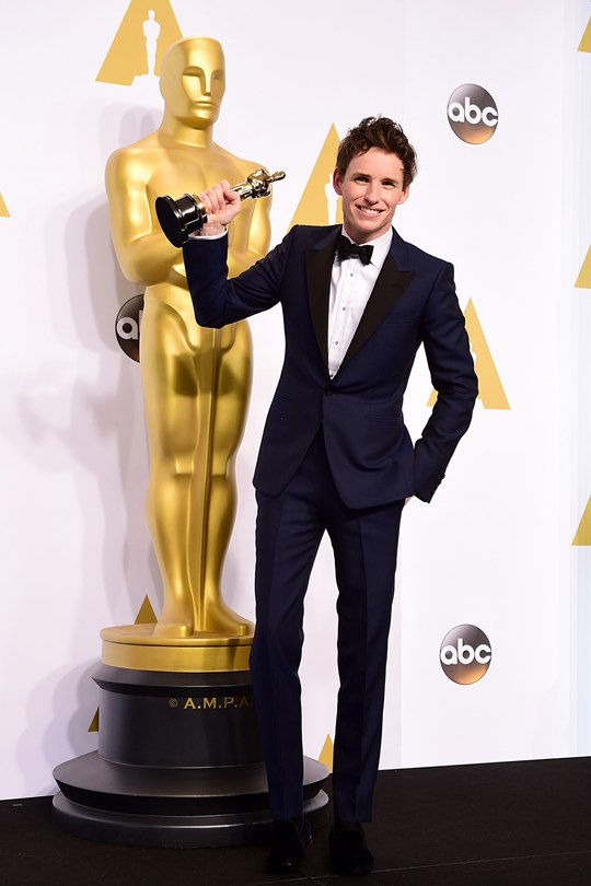 The Good, The Bad And The Ugly: The Men of The 2015 Oscars - The ...