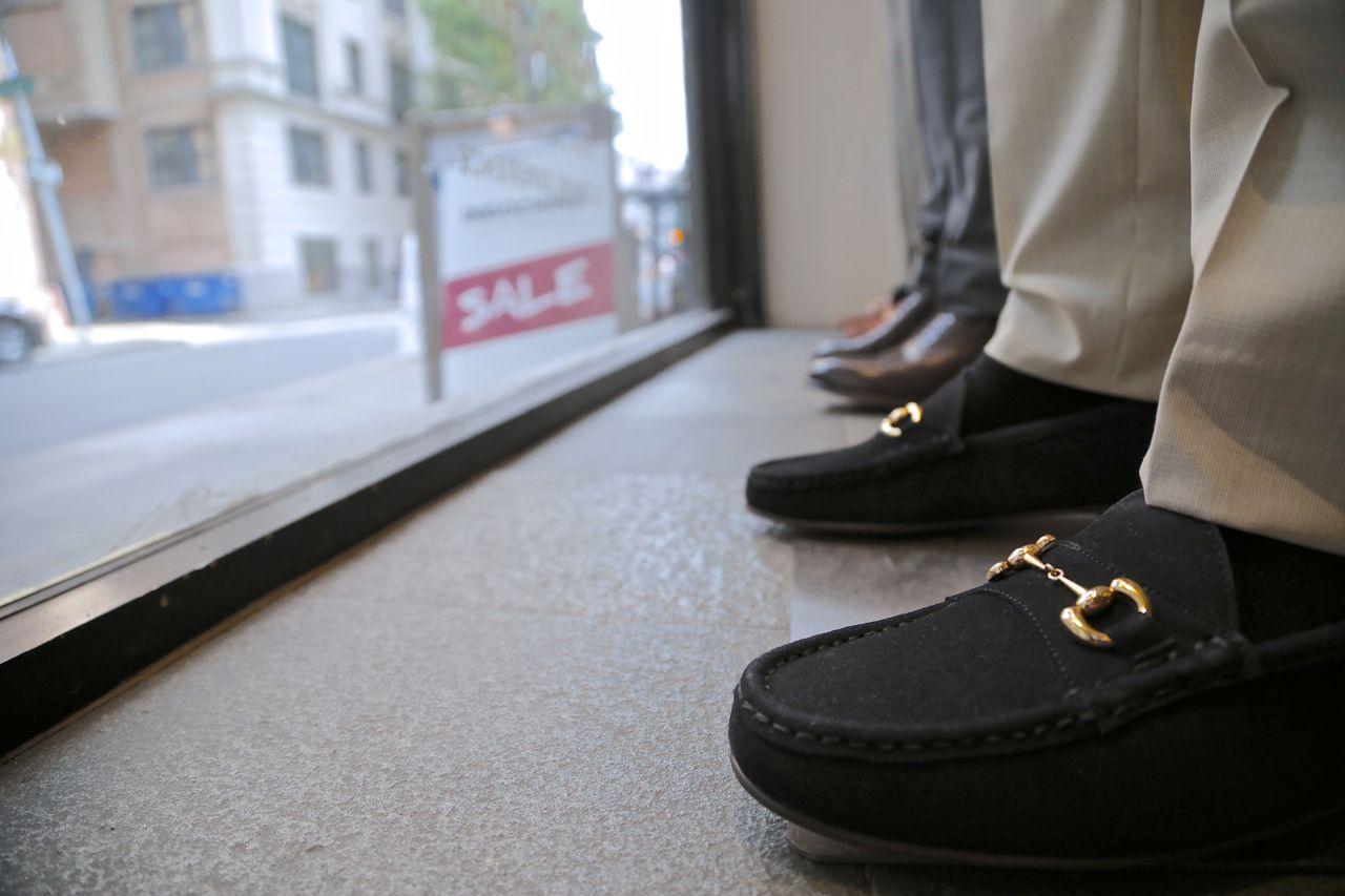 jay butler indochino philadelphia navy suede bit loafer