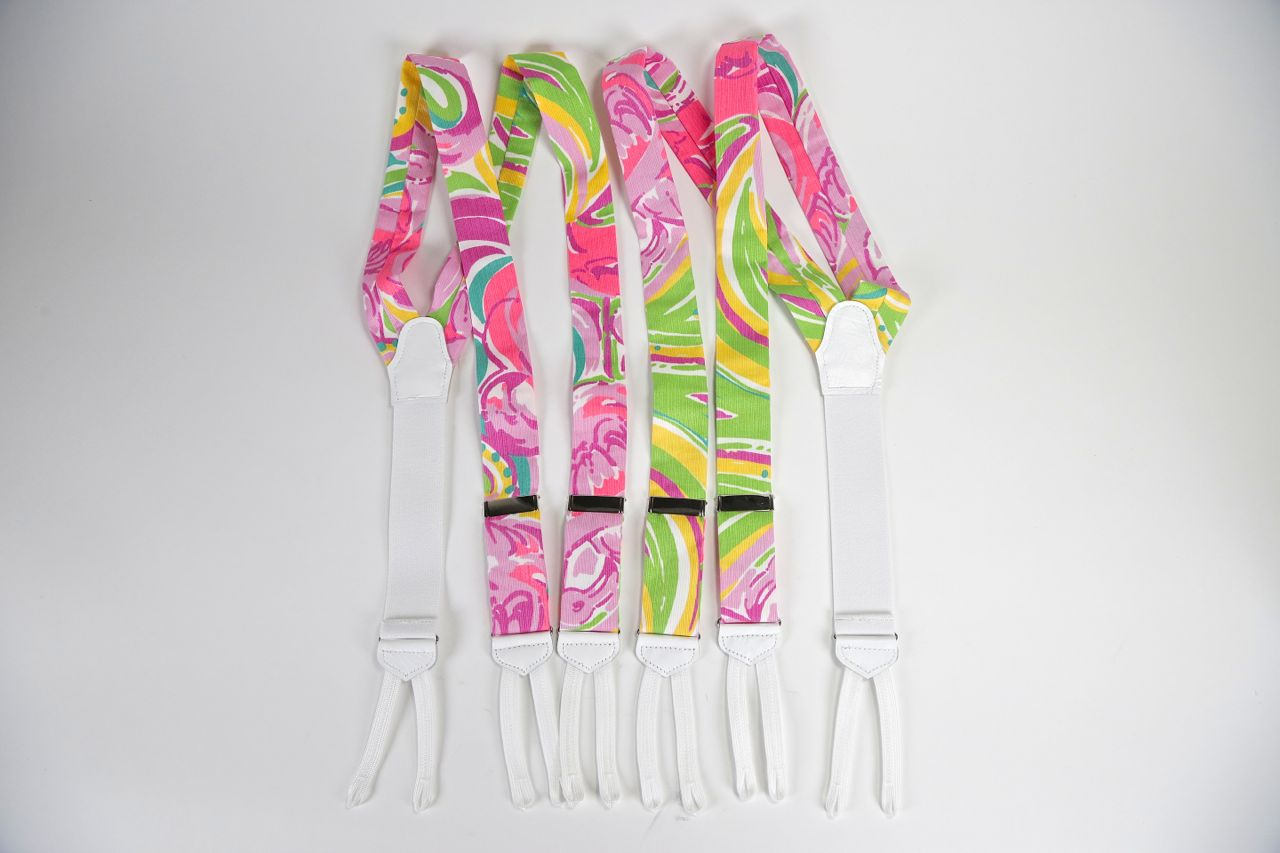 lilly pulitzer mens suspenders