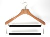 butler luxury wood hanger