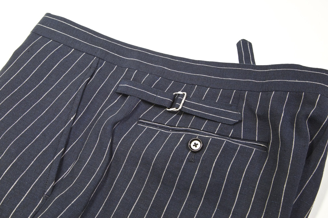 Indochino side tabs