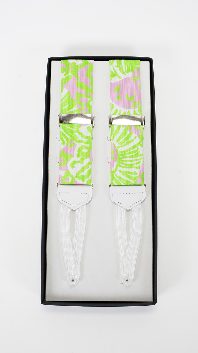 cabana pink sunnyside suspenders lilly pulitzer
