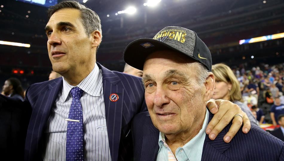 jay wright and rollie massimino