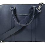 carl friedrik navy blue palissy bag