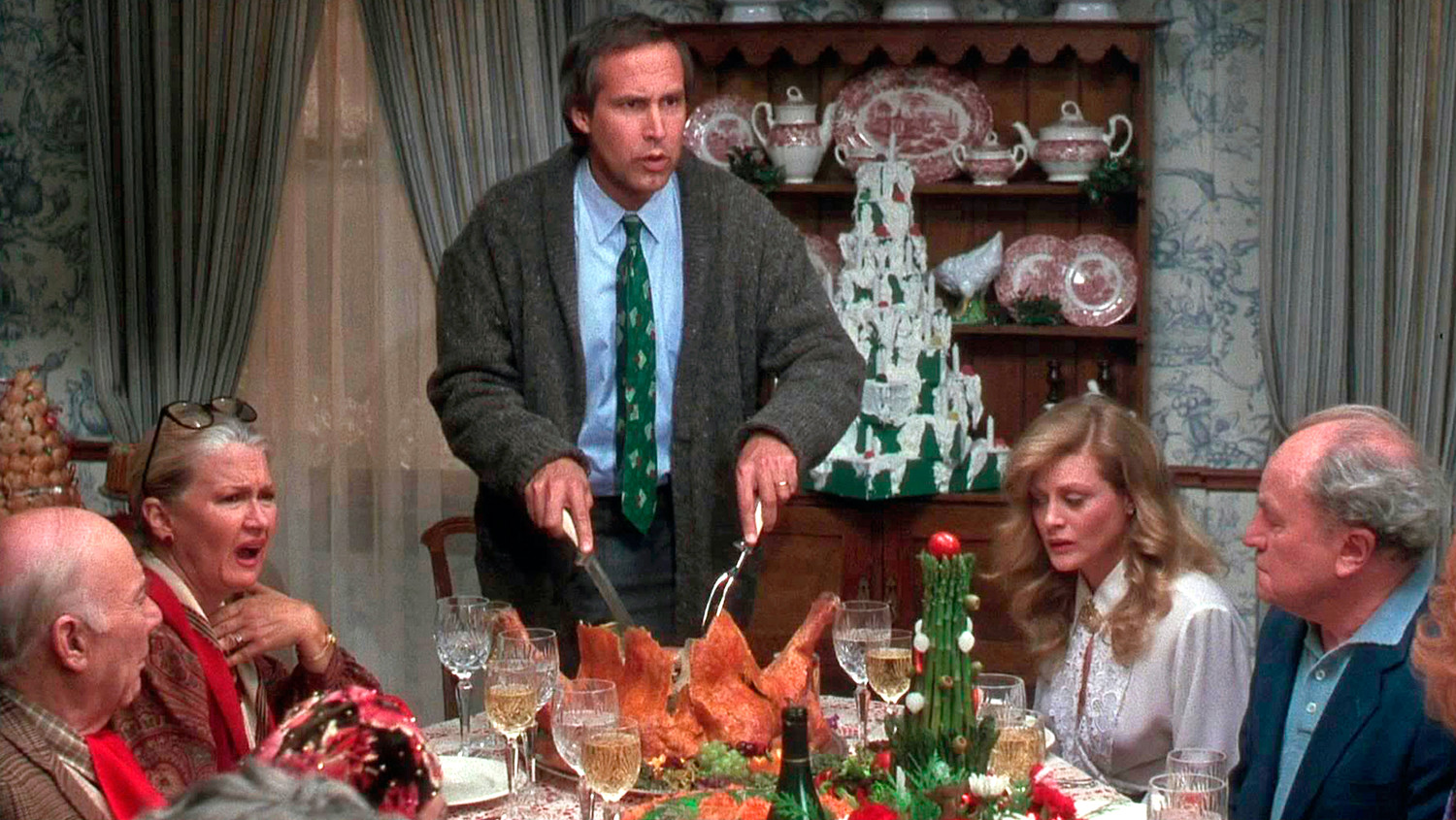national lampoons christmas vacation chevy chasecredit photo warner broscourtesy neal peters collection - National Lampoons Christmas Vacation Pictures