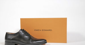 owen edward shoe review box