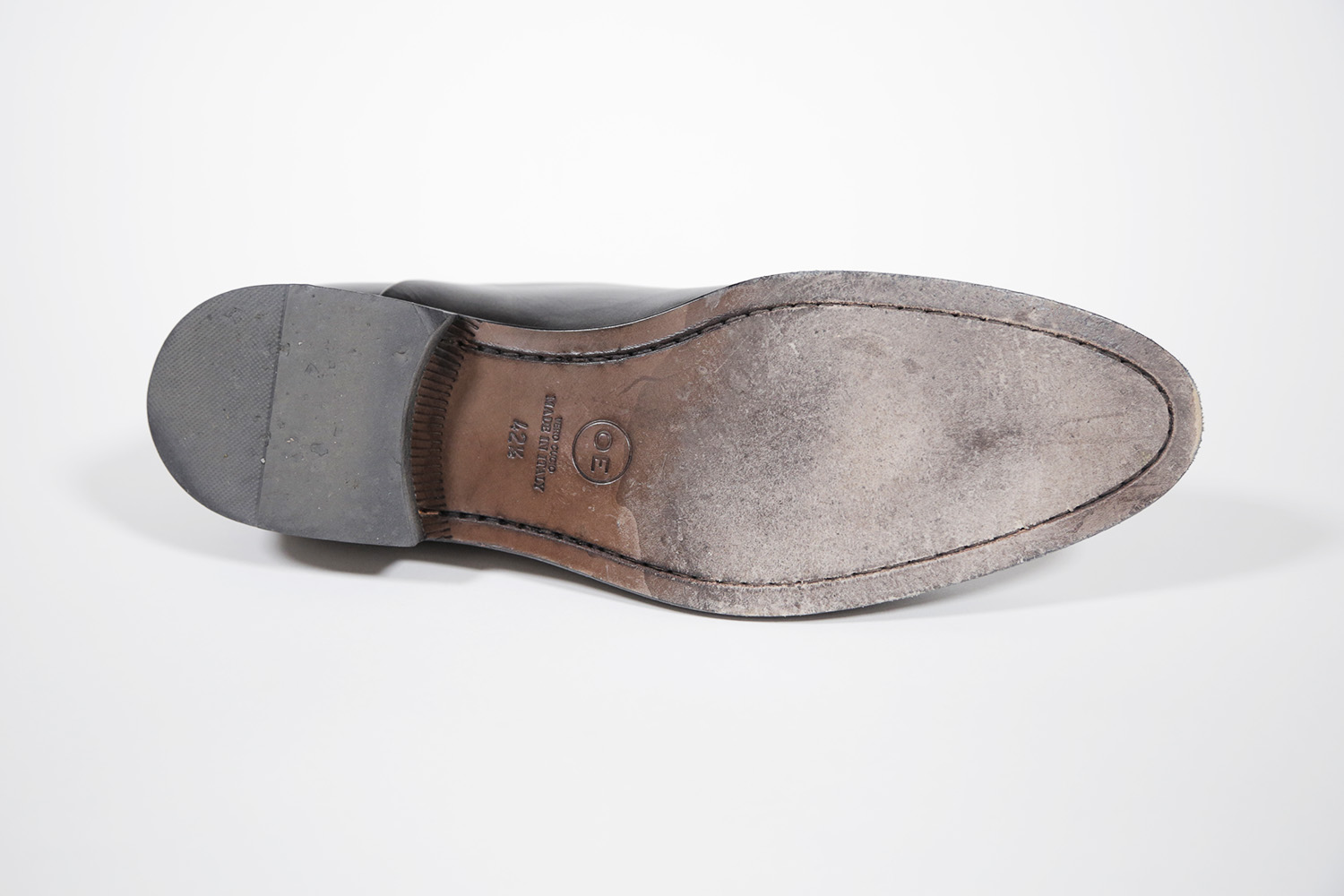 owen edward shoe sole