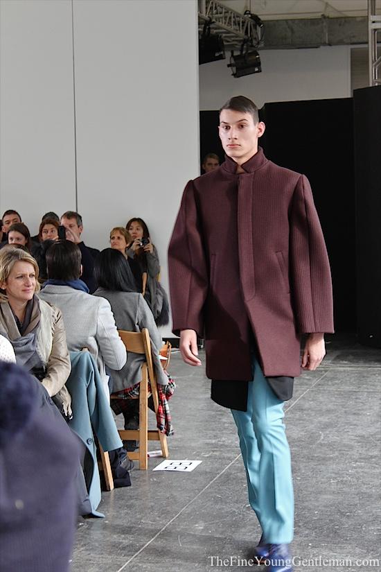 duckie brown coat