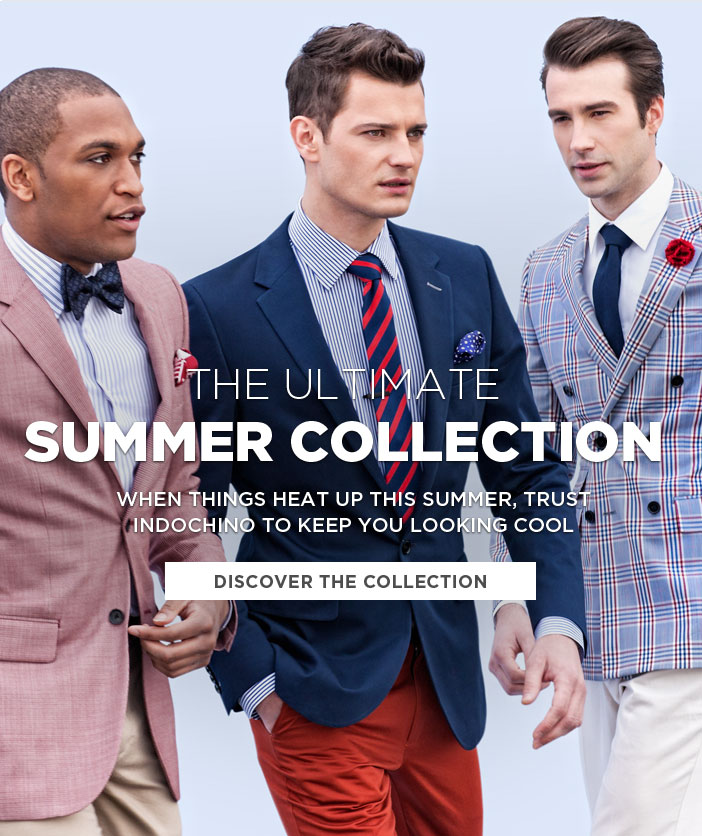 Indochino Summer Collection