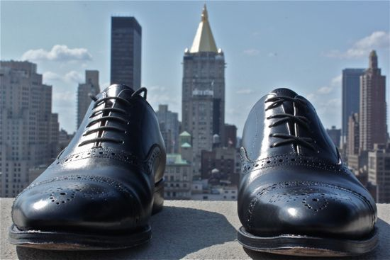 meermin black shoes