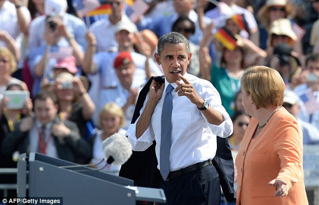 obama takes off jacket