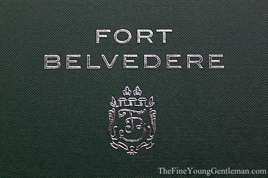 fort belvedere menswear review