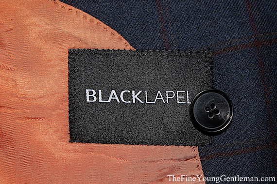 Black Lapel custom suit review
