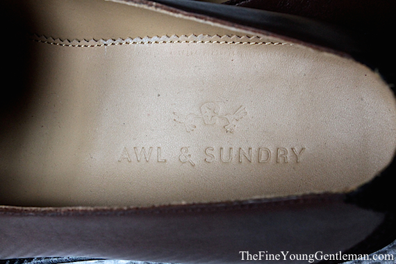 awl and sundry shoes