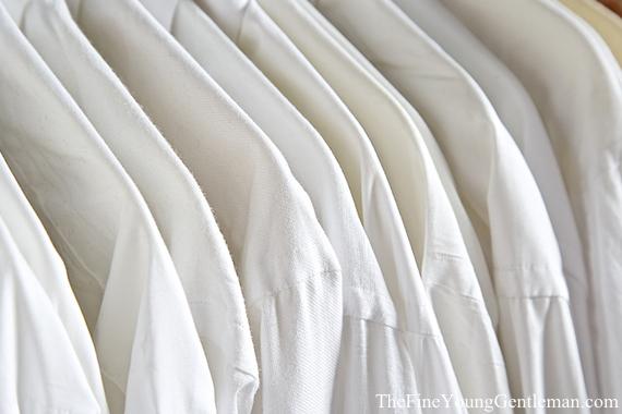 mens white shirts
