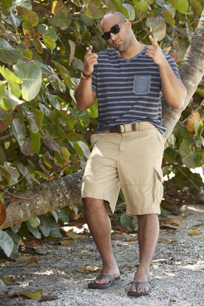 dicaprio cargo shorts