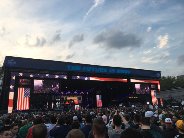 nfl draft philadelphia stage 2017 small