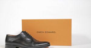 owen edward shoe review box